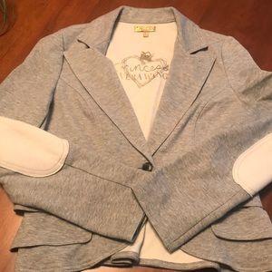 Princess Vera Wang size Large cotton blazer